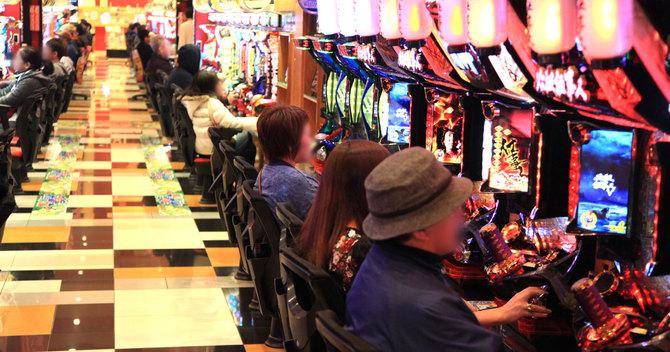 オンラインカジノ違法とパチンコ賭博罪